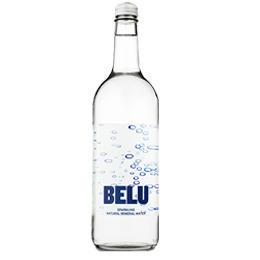Belu Mineral Water - Sparkling - Glass - 12x750ml