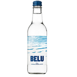 Belu Mineral Water - Still - Glass - 24x330ml