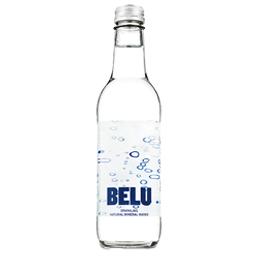 Belu Mineral Water - Sparkling - Glass - 24x330ml