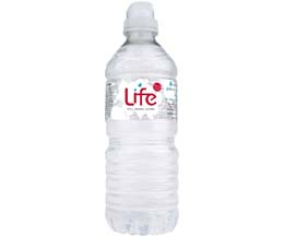 Life Water - Still Sportscap - 24x500ml