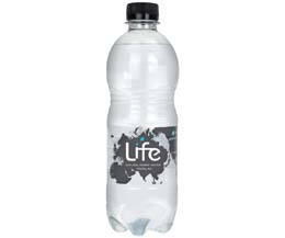 Life Water - Sparkling - 24x500ml