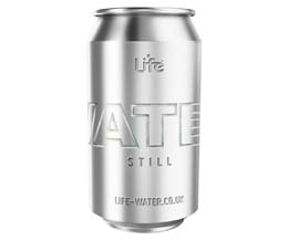 Life Water - Cans - Still - 24x330ml