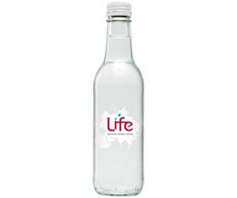 Life Water - Still Glass - 24x330ml
