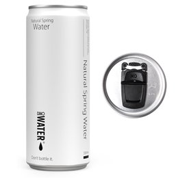 Cano Water - Still - 24x330ml - Resealable Can