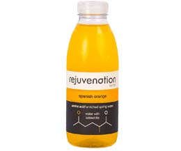 Rejuvenation Water Bottle - Spanish Orange - 12x500ml