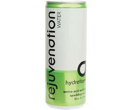 Rejuvenation Water Can - Lemon & Lime - 12x250ml