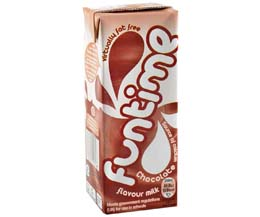 Funtime - Chocolate Milk - 30x200ml