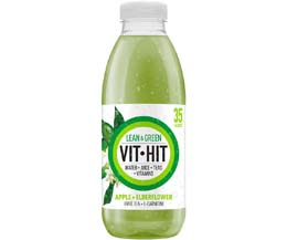 Vit Hit - Lean & Green - Apple - 12x500ml