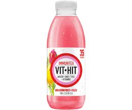 Vit Hit - Immunitea - Dragonfruit - 12x500ml
