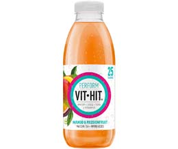 Vit Hit - Perform - Mango & Passionfruit - 12x500ml