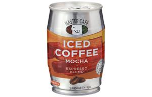 Master Cafe - Iced Coffee - Mocha - 12x240ml