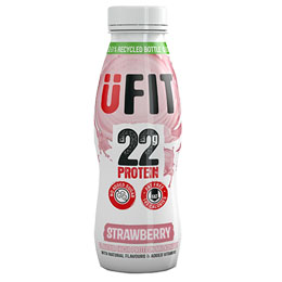 Ufit - Strawberry - 8x310ml