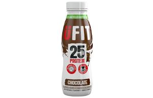 UFIT - High Protein Shake - Chocolate - 10x330ml