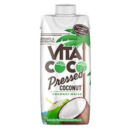 Vita Coco - Pressed Coconut Water - 12x330ml
