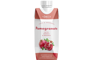 Berry Juice Co - Pomegranate - 12x330ml
