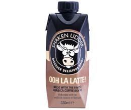 Shaken Udder - Tetra - Ooh La Latte - 12x330ml