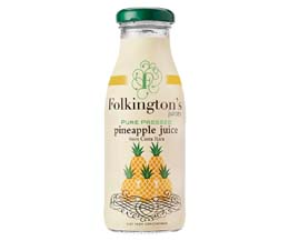 Folkingtons - Pineapple - 12x250ml Glass