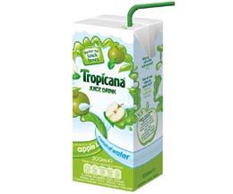 Tropicana Kids - Apple - 24x200ml