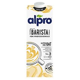 Alpro - Professional  Gluten Free Oat Drink - 1x1L