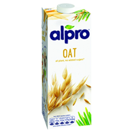 Alpro - Single Carton 1x1L - Oat Original Uht