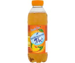 San Benedetto Iced Tea - Peach - 12x500ml