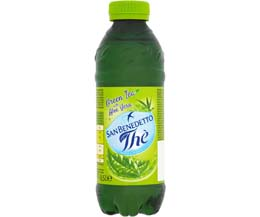 San Benedetto Iced Tea - Green Tea With Aloe Vera - 12x500ml