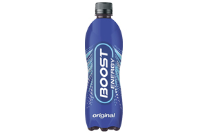 Boost Energy - Pet - Original - 12x500ml