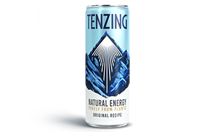 TENZING Natural Energy - Original Recipe - 24x250ml