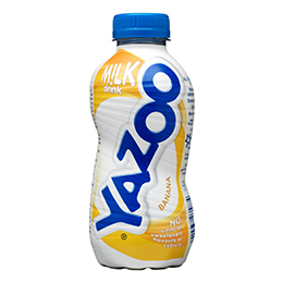 Yazoo - Banana - 10x400ml
