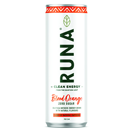 Runa - Blood Orange - 12x330ml