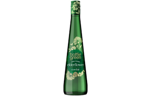 Bottle Green - Cordial - Elderflower - 6x50Cl