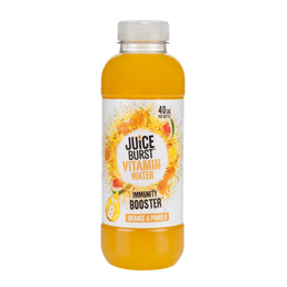 Juice Burst - Vitamin Water - Orange & Pomello - 12x500ml