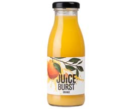 Juice Burst - Glass - Orange - 24x250ml