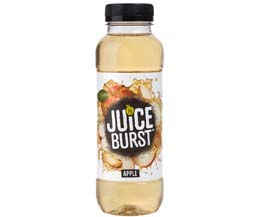 Juice Burst Juice Drink - 12x330ml - Apple