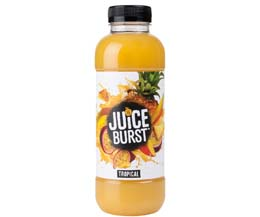 Juice Burst Juice Drink - 12x330ml - Tropical