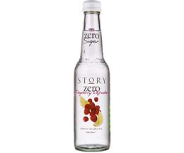Story - Zero Sugar - Raspberry Refresher - 12x275ml