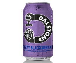 Dalston'S - Fizzy Blackcurrant - 24x330ml