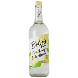 Belvoir Presse 75Cl - Elderflower - 6x75Cl