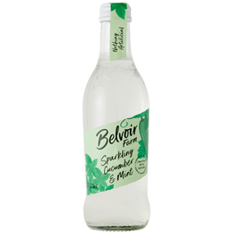 Belvoir Presse - Cucumber & Mint - 12x250ml