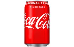 Coke - Cans - 24x330ml