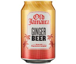 Old Jamaica - Ginger Beer - 24x330ml Cans