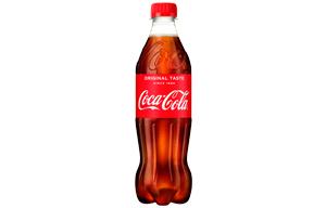 Coke - Original - Pet Bottles - 24x500ml
