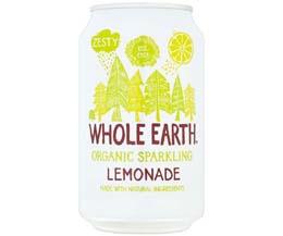 Whole Earth - Organic Lemonade - 24x330ml