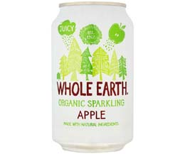 Whole Earth - Organic Apple - 24x330ml