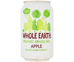 Whole Earth - Organic Apple - 24x330ml
