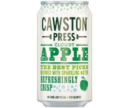 Cawston Press Cans - Cloudy Apple - 24x330ml