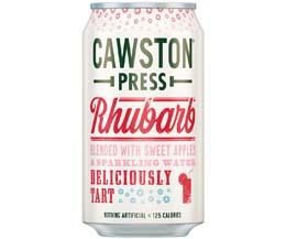Cawston Press Cans - Apple & Rhubarb - 24x330ml