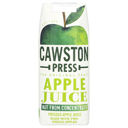 Cawston Press - Cloudy Apple Juice - 6x1L