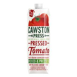 Cawston Press - Tomato Juice - 6x1L