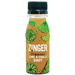 James White - Lime & Chilli Zinger - 15x70ml